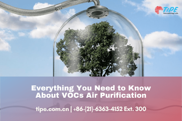 Everything You Need to Know About VOCs Air Purification