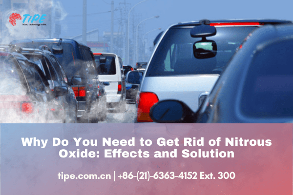 Why Do You Need to Get Rid of Nitrous Oxide: Effects and Solution
