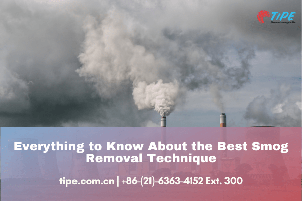 Everything to Know About the Best Smog Removal Technique